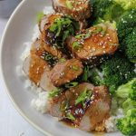 Grilled Asian Pork Tenderloin