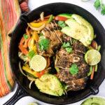 One-Pot Chicken Fajita Skillet