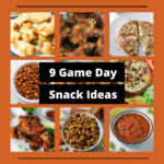 9 Game Day Snack Ideas